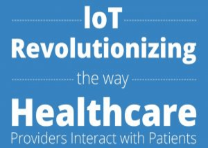 IoT Revolutionizing The Way Healthcare Providers Interact With Patients