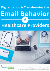 digitalization is transforming the email behavior of healthcare providers