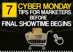 7 Cyber Monday Tips for Marketers before the Final Showtime Begins -logo
