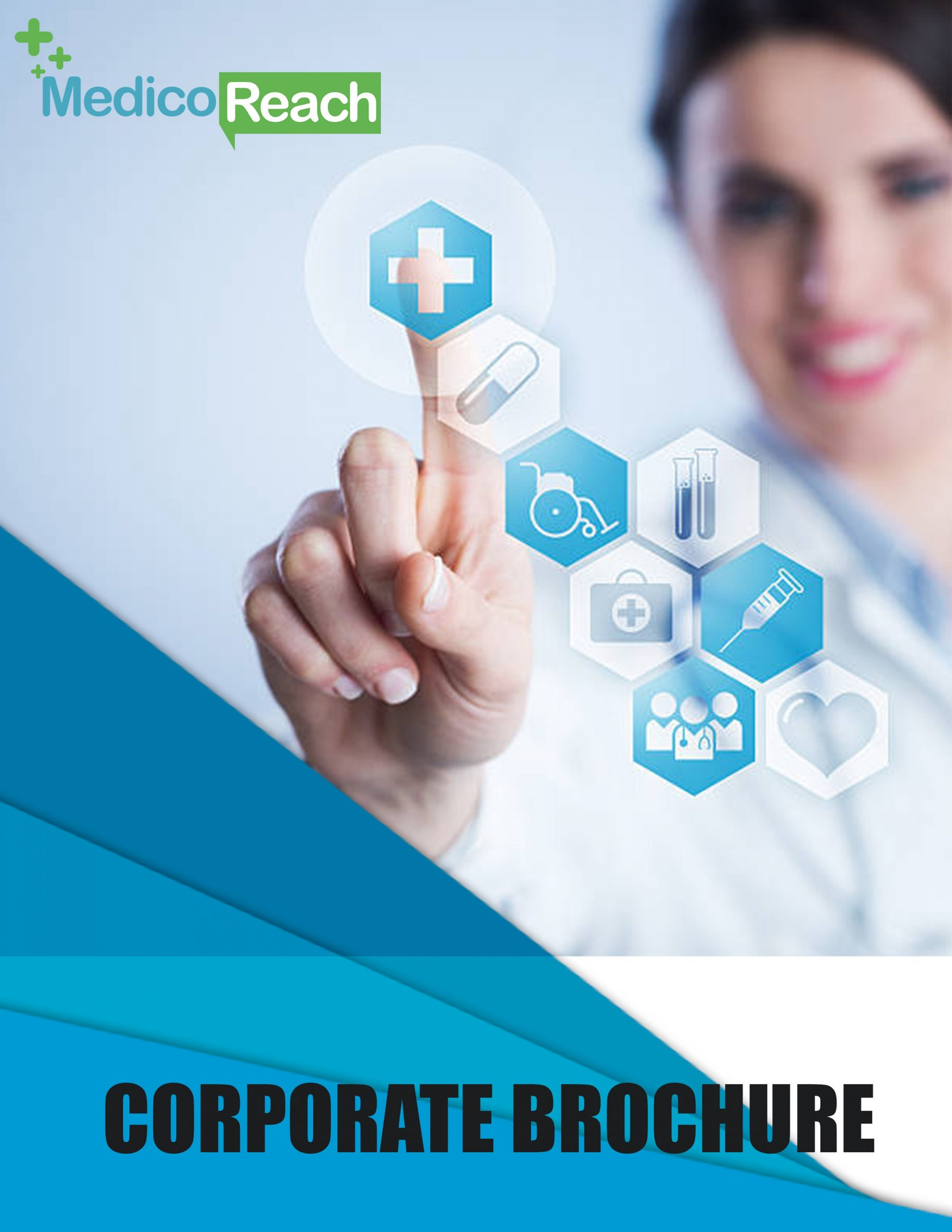 Corporate Brochure - Healthcare Marketing Solutions for Effective B2B Communications