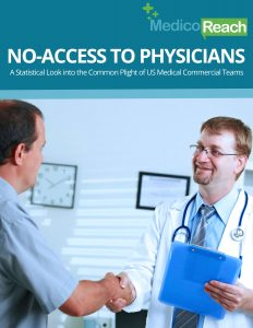 No-Access to Physicians - MedicoReach Email Lists Provider