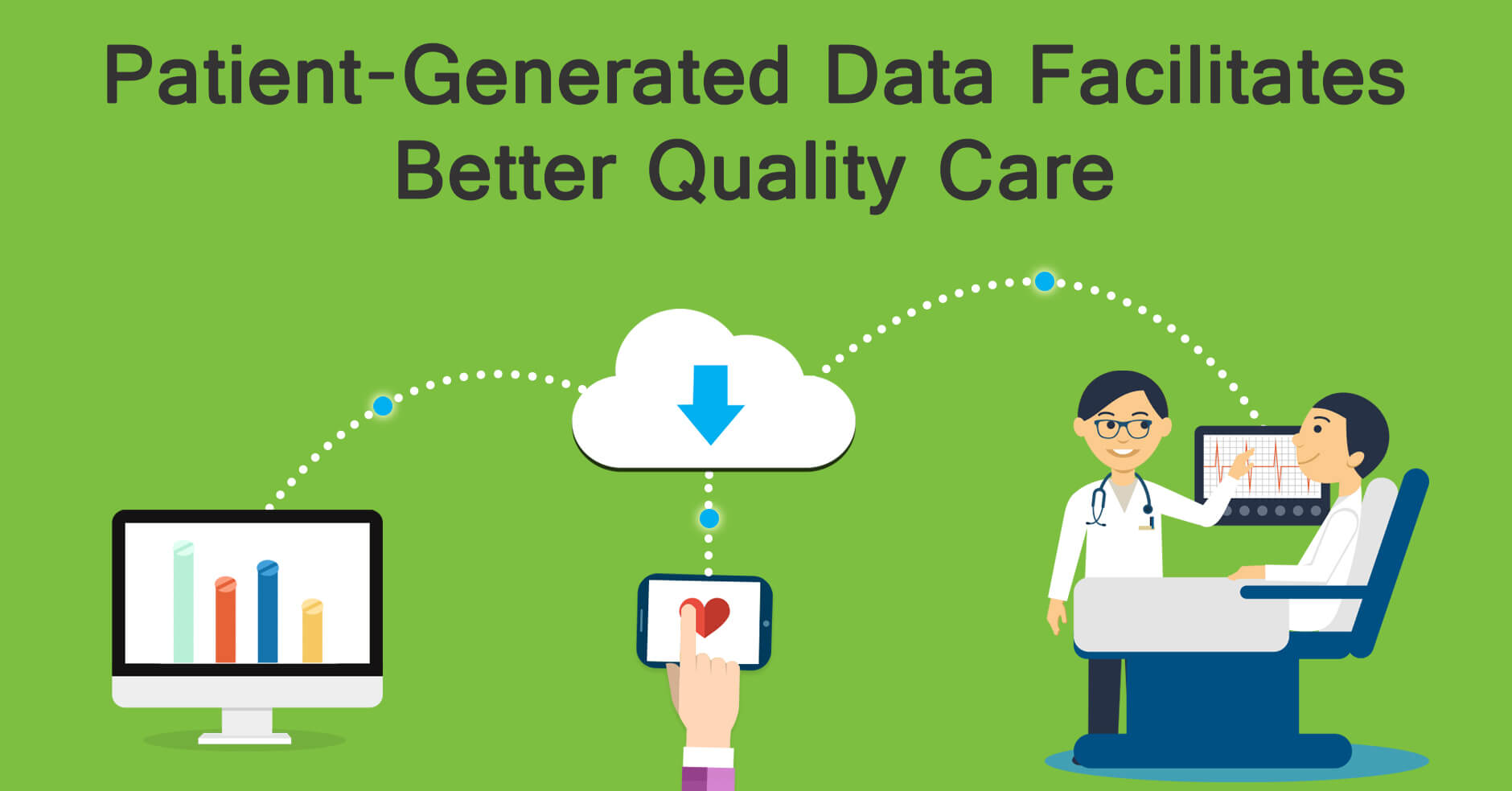 Patient-Generated Data Facilitates Better Quality Care
