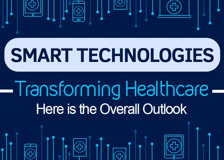 Smart Technologies Transforming Healthcare – Here is the Overall Outlook