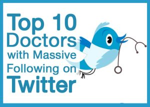 Top 10 Doctors with Massive Following- by MedicoReach