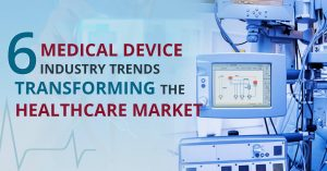 6 Medical Device Industry Trends Transforming the Healthcare Market