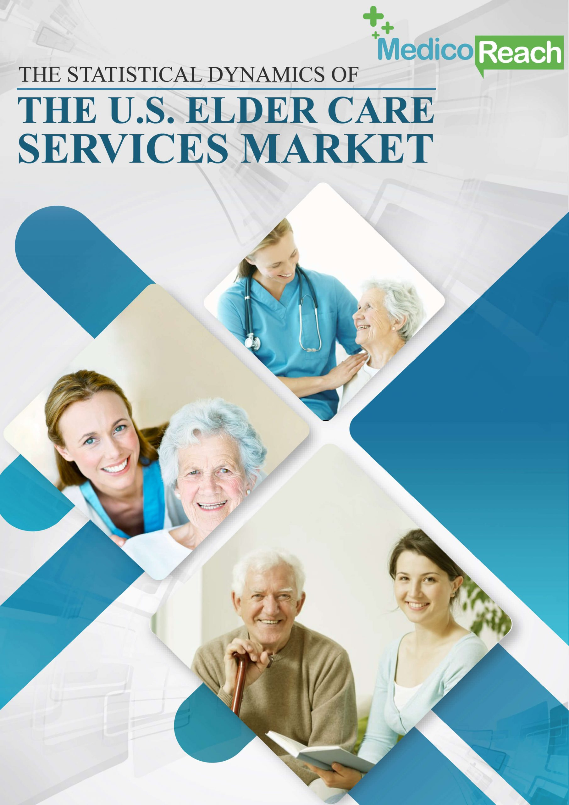 The Statistical Dynamics of the U.S. Elder Care Services Market