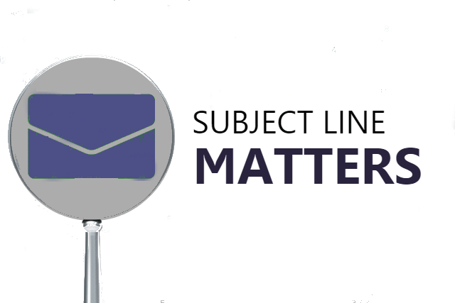 subject line matters - medicoreach