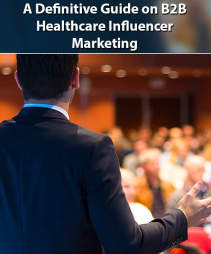 Freeguide on b2b healthcare influencer marketing - medicoreach