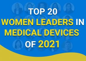 Top 20 women leaders in healthcare